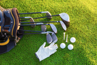 Golf equiptment